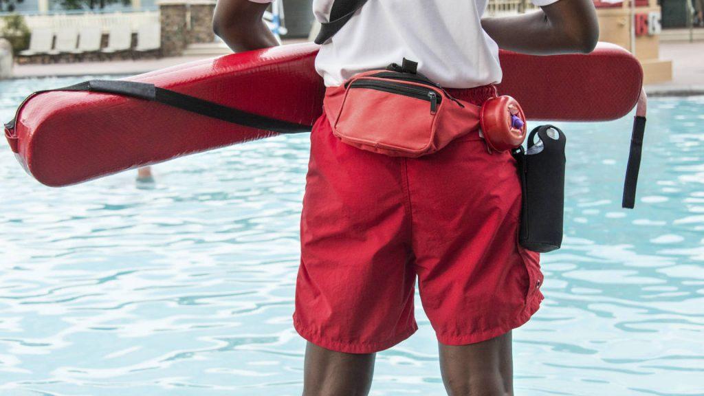 servicios de socorrismo acuático